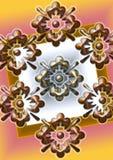 PING-утилита цветка Стоковое Изображение RF