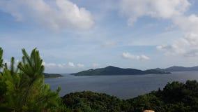Ping Island Immagini Stock
