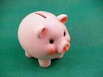 Ping Piggy. Piggy bank Stock Photos