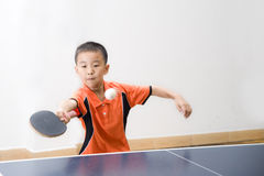 Ping-pong Immagine Stock