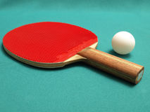 Ping-pong Imagem de Stock Royalty Free