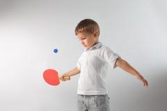 Ping-pong Imagenes de archivo