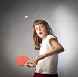 Ping pong Stock Photos