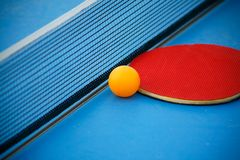 ping - pong Obraz Stock