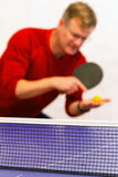 Ping-pong Royalty Free Stock Photos