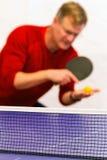 Ping-pong Fotos de archivo libres de regalías