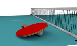 Ping-pong Photos stock