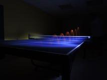 Ping Pong Immagini Stock
