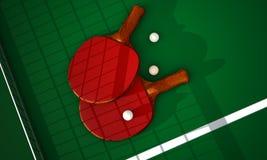 Ping Pong Immagine Stock Libera da Diritti
