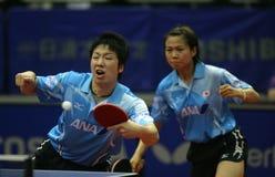 Ping-pong Photo stock