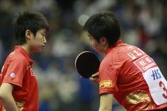 Ping-pong Images libres de droits