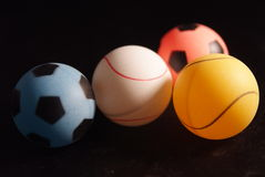 Ping pong ball Royalty Free Stock Photos