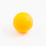 Ping-pong ball isolated, table tennis ball Royalty Free Stock Photo