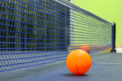 Ping pong ball Stock Images