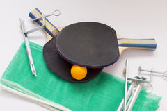 Ping Pong gear Stock Image
