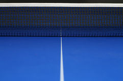 Ping pong net Stock Photo