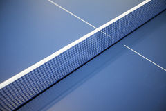 Ping-pong net Royalty Free Stock Photo