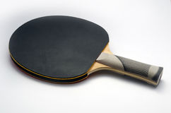 Ping Pong Paddle Macro Photo stock