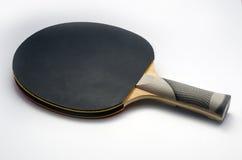 Ping Pong Paddle Macro Fotografia Stock