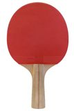 Ping Pong Paddle w/ Path Royalty Free Stock Image