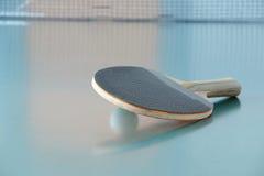 Ping-pong racket Royalty Free Stock Image