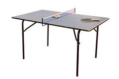 Ping-pong table Stock Photo