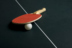 Ping - Pong or Table Tennis Royalty Free Stock Photos