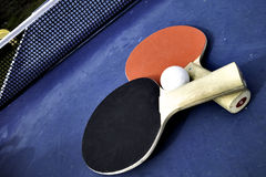Ping Pong Royalty Free Stock Images