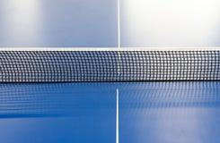 Ping Pong Tabletennis Net negra Imagen de archivo libre de regalías