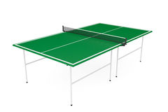 Ping-pong tennis table Royalty Free Stock Photography