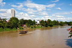 Ping River. Image of  the Ping River in Chiang Mai Stock Photography