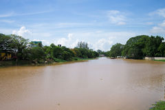 Ping River Imagen de archivo