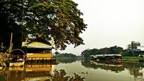 Ping River fotografia stock