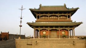 Pingao gatetower Royalty Free Stock Photography