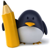 Pingüino Foto de archivo libre de regalías