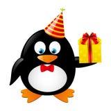 Pingüino divertido Fotos de archivo libres de regalías
