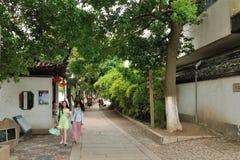 Pingjiang Road Stock Images