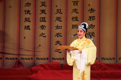 Pingju opera royaltyfria foton