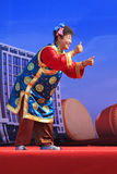 Pingju opera Stock Photography