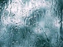 Pingos de chuva Imagem de Stock