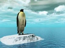 Pingouin illustration libre de droits