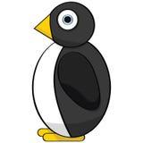 Pingouin de dessin animé illustration libre de droits