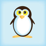 Pingouin de vecteur photos libres de droits