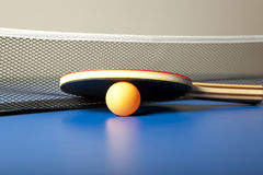 Pingpong Royalty-vrije Stock Afbeelding