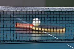 Pingpong Stock Afbeelding