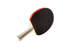 Pingpong racket Royalty Free Stock Photos
