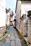 Pingshan village of ancient villages in China. This is the historical and cultural village Chinese, building an entire village practice into one, is Chinese Royalty Free Stock Photos