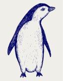 Pinguïn royalty-vrije illustratie