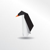 Pingueon d'origami Illustration Libre de Droits