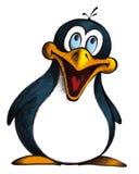 Pinguim ilustração stock
